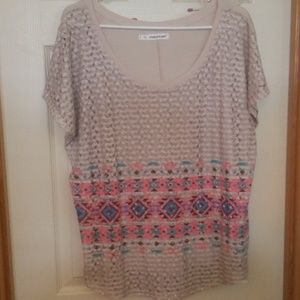 Crochet Maurices Top
